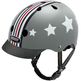 Nutcase Street casco per bici grigio/colorato